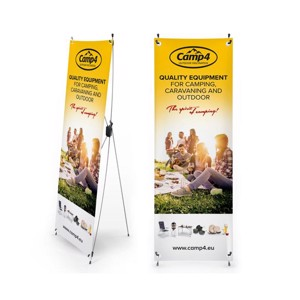 Camp4 X-Banner, size: 600x1800mm
