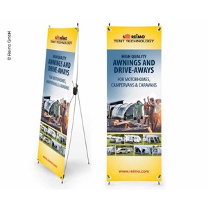 Tent Technology X-Banner, size: 600x1800mm