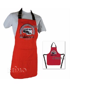 VW Coll. Apron red