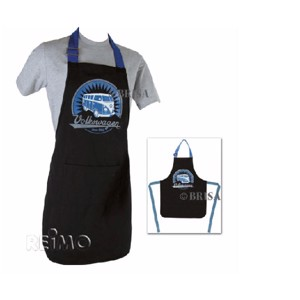 VW collection chef apron T1 - black