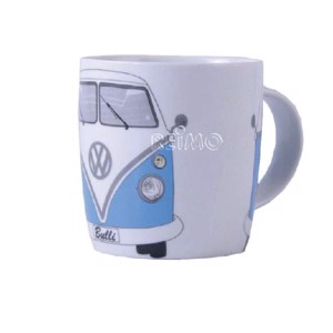 VW Collection Coffee Cup VW Bulli blue, 400ml