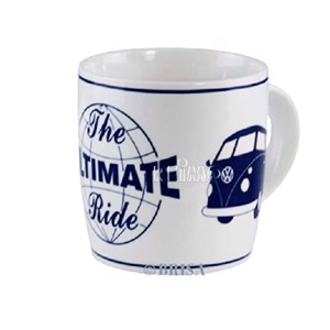 "VW Collection coffee cup ""The Ultimate Ride"", height 9,3cm, filling 400ml"