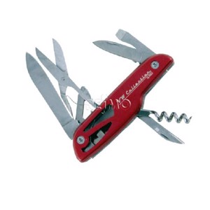 VW Collection VW Bulli metal pocket knife, 10 x 1,8 x 2,8 cm