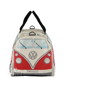 VW Collection sports bag VW Bulli, red