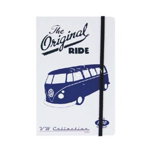 VW Collection Notebook Original Ride
