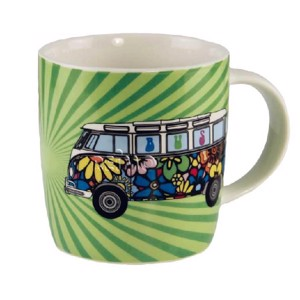 "VW Collection Coffee Cup VW Bulli ""Love Bus"""