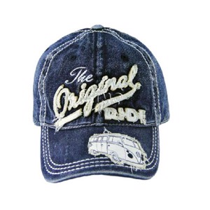 VW Collection Baseball-Cap jeans/blue