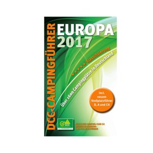 DCC Camping Guide Europe 2017