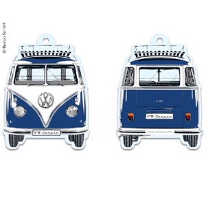VW Collection Bulli Air Freshener Ocean, 7x9cm