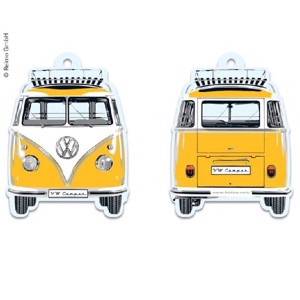 VW Collection Bulli-Air freshener Citrus, 7x9cm