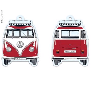 VW Collection Bulli Air Freshener Vanilla, 7x9cm