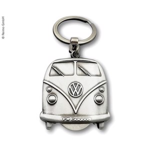 VW Collection key fob with shopping trolley chip