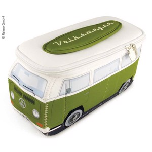 VW Collection universal case, neoprene, green, 30x40x12cm