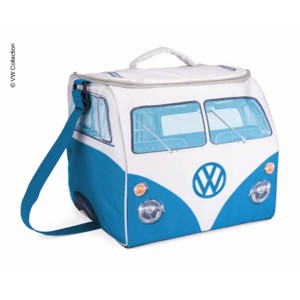 VW Collection cooling bag VW T1 - blue 30x30x30cm