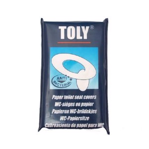 Toly WC paper seats 10pcs