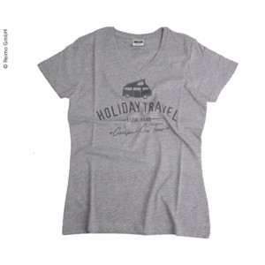 T-Shirt ladies size S, V-Neck,
