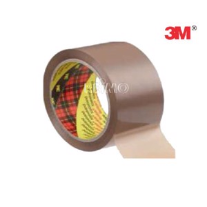 Adhesive package tape