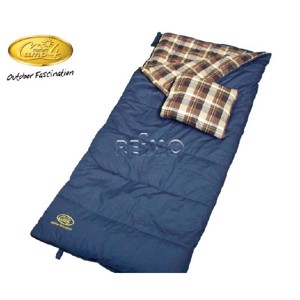 Rectangular sleeping bag Camp Comfort 220X80cm, with removable cushion