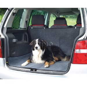 Trunk protection for dogs COLLINETTE, 147x120cm