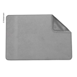 Thermo pad for pets 70x50cm, light grey, anti-slip
