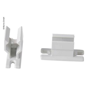 2 holders for awning crank D14mm+D20mm