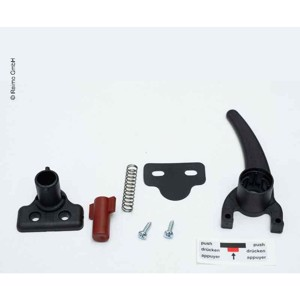 Twist lock complete S7/S7Z from model year 2001