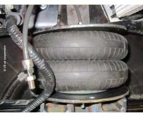 Additional air suspension Ford Ranger 2-circuit comfort set
