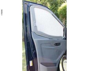 Ford Transit side window blind left from 2014 grey