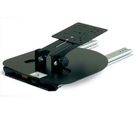 Monitor mounting plate for bracket 49458