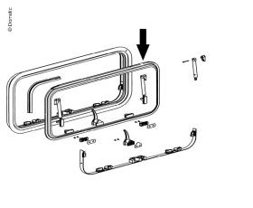 Replacement Pane S7Z Window 510x510