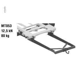 Trailer hitch MT053