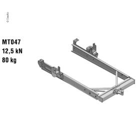 Trailer hitch MT047