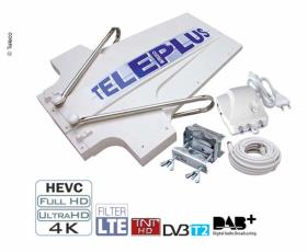 Directional antenna Teleplus for receiving digital terrestrial signals 36dB