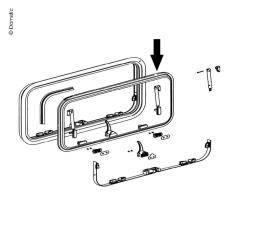 Replacement Pane S7Z Window 800x510