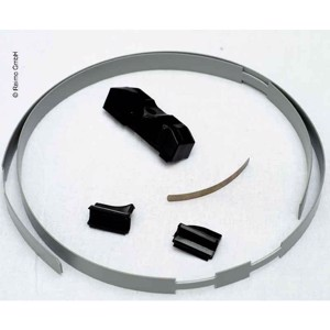 Sliding hinge hinged window Dometic S7Z 800x400