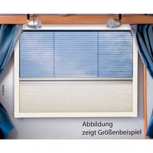 REMIbase combination roller blind