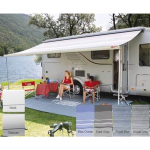 Fiamma awning F45 L for large motorhomes