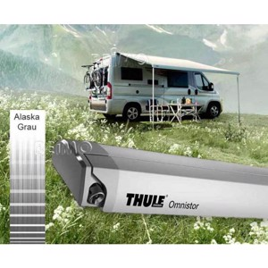 Thule roof awning set Fiat Ducato as of 2007
