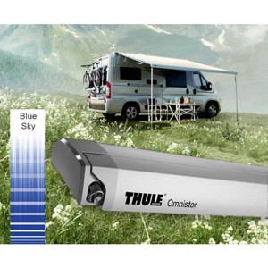 Thule Omnistor 6200 roof awning / 2,60 m - 4,00 m