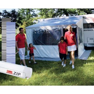 Fiamma Zip Set - Awning complete with awning