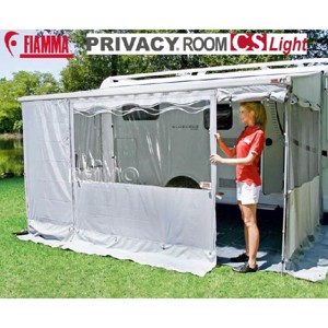 Fiamma Privacy Room CS Light for Caravan Store Awning with Fast Clip System