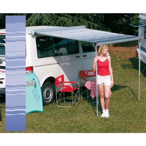 Fiamma F45S awning for VW T5 California or Multivan
