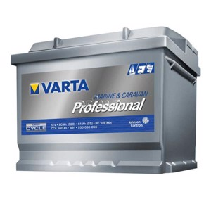 Varta Professional Deep Cycle lead/acid batteries